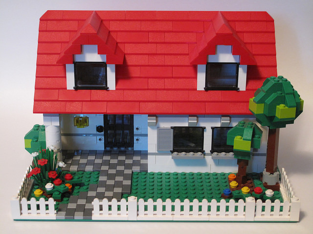 Lego House by Shadowman39, on Flickr