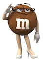 brown m&m's