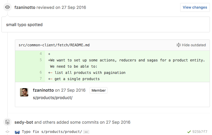 Introducing Sedy, the Serverless GitHub Bot That Fixes Typos